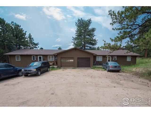 930 Peak View Dr, Estes Park, CO 80517 (MLS #946917) :: Stephanie Kolesar