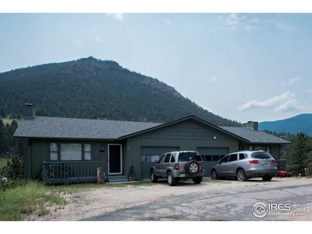 1650 Clover Ln, Estes Park, CO 80517 (MLS #946919) :: Jenn Porter Group
