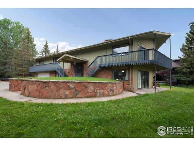 1024 S Saint Vrain Ave, Estes Park, CO 80517 (MLS #946920) :: Jenn Porter Group