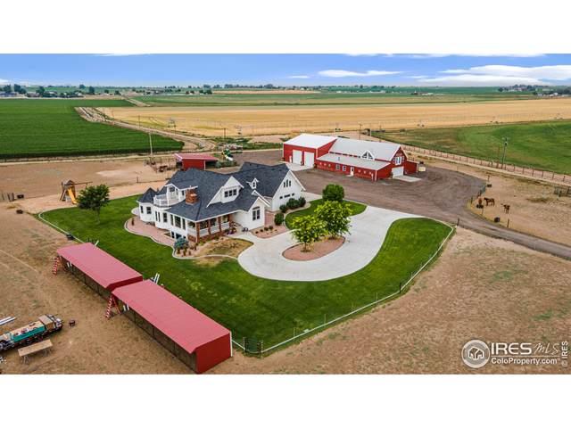 36401 County Road 43, Eaton, CO 80615 (#946921) :: iHomes Colorado