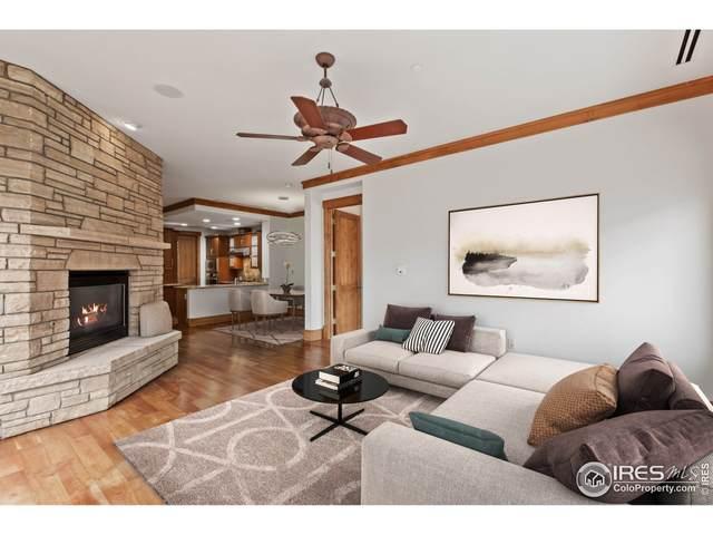 1301 Canyon Blvd #307, Boulder, CO 80302 (#946937) :: iHomes Colorado