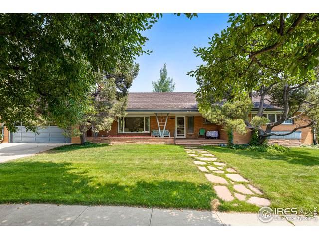 675 Cascade Ave, Boulder, CO 80302 (#946946) :: iHomes Colorado