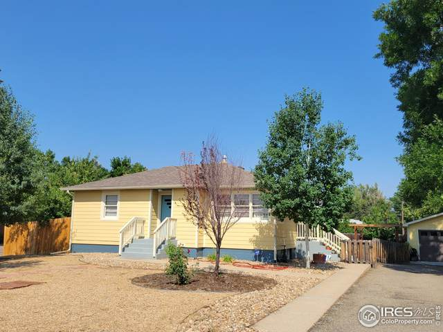 1548 Bowen St, Longmont, CO 80501 (MLS #946952) :: J2 Real Estate Group at Remax Alliance