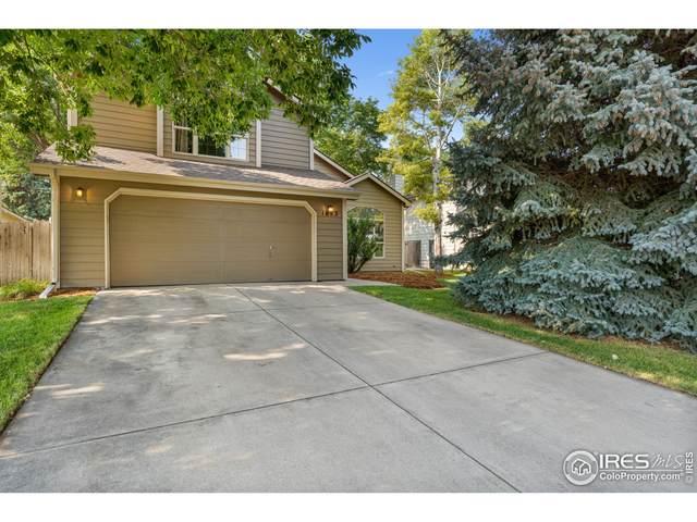 1673 Kirkwood Dr, Fort Collins, CO 80525 (MLS #946959) :: Downtown Real Estate Partners