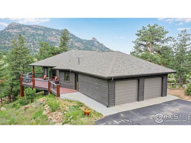265 Cherokee Ct, Estes Park, CO 80517 (MLS #946962) :: Jenn Porter Group