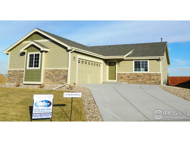 2035 N County Road 29, Loveland, CO 80538 (MLS #946965) :: J2 Real Estate Group at Remax Alliance