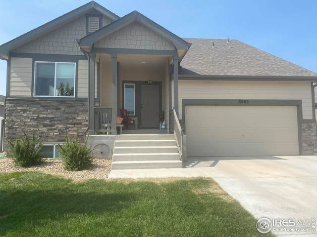 8805 15th St Rd, Greeley, CO 80634 (#946975) :: Hudson Stonegate Team