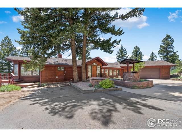 6532 Flagstaff Rd, Boulder, CO 80302 (#946985) :: iHomes Colorado
