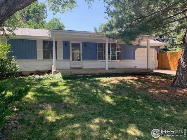 3310 Everett Dr, Boulder, CO 80305 (#946987) :: iHomes Colorado