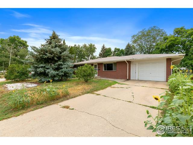1121 Alford St, Fort Collins, CO 80524 (MLS #946991) :: Jenn Porter Group