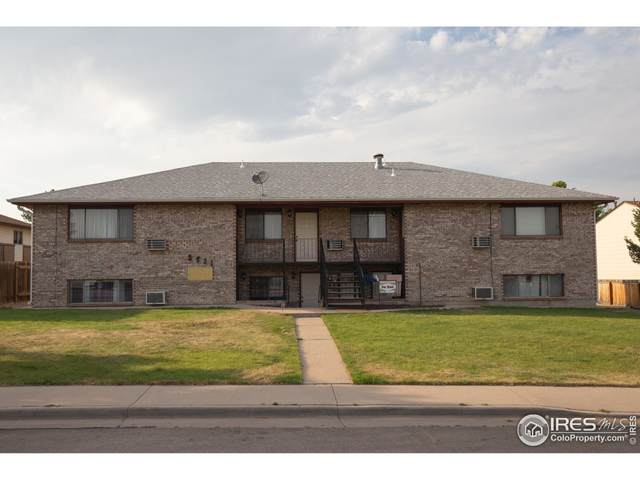 2511 W 27th St, Greeley, CO 80634 (MLS #946992) :: J2 Real Estate Group at Remax Alliance