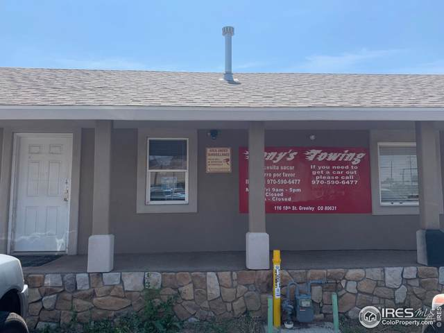 116 18th St, Greeley, CO 80631 (MLS #947016) :: Tracy's Team