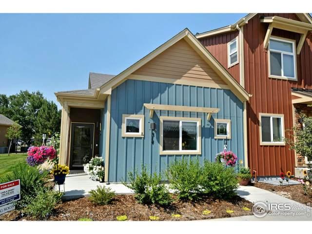 314 N Parkside Dr L, Longmont, CO 80501 (MLS #947024) :: J2 Real Estate Group at Remax Alliance