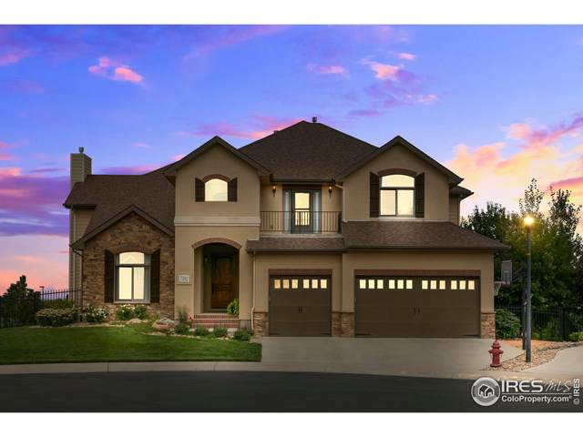 7382 Spanish Bay Dr, Windsor, CO 80550 (MLS #947029) :: Downtown Real Estate Partners