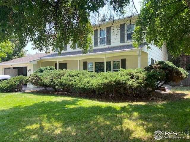 817 W Prospect Rd, Fort Collins, CO 80526 (MLS #947053) :: Jenn Porter Group