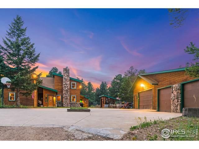 345 Shady Holw, Nederland, CO 80466 (#947055) :: iHomes Colorado