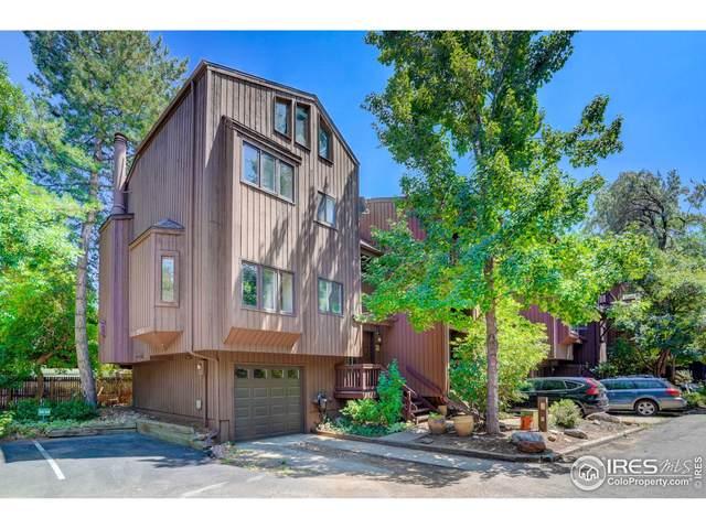 2144 S Walnut St #18, Boulder, CO 80302 (#947056) :: iHomes Colorado