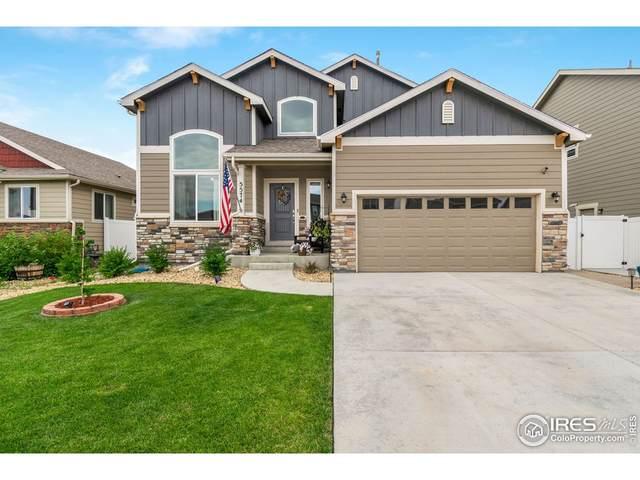5574 Osbourne Dr, Windsor, CO 80550 (MLS #947058) :: J2 Real Estate Group at Remax Alliance