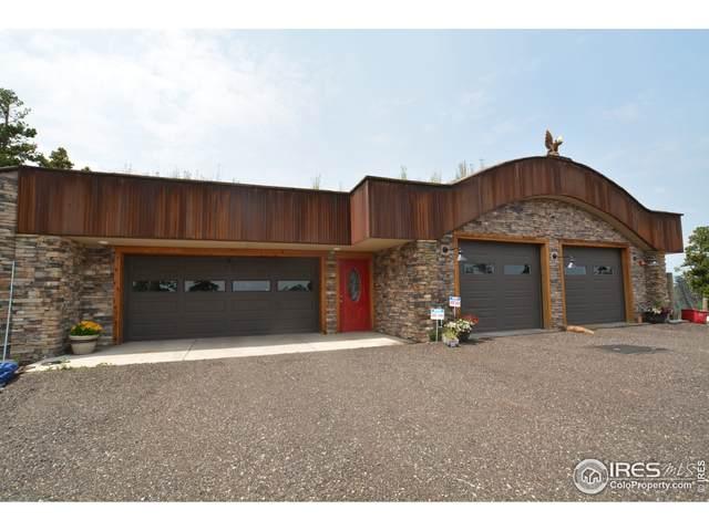 386 Camp Eden Rd, Golden, CO 80403 (#947059) :: iHomes Colorado