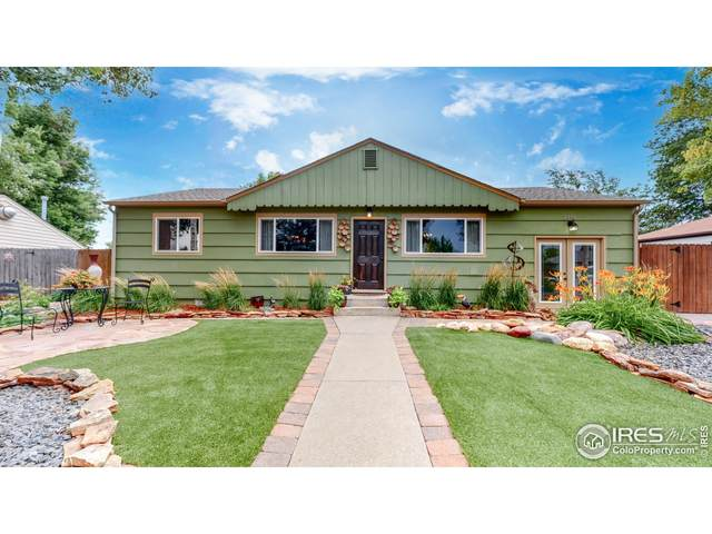 2312 Mountain View Dr, Loveland, CO 80538 (MLS #947062) :: Re/Max Alliance