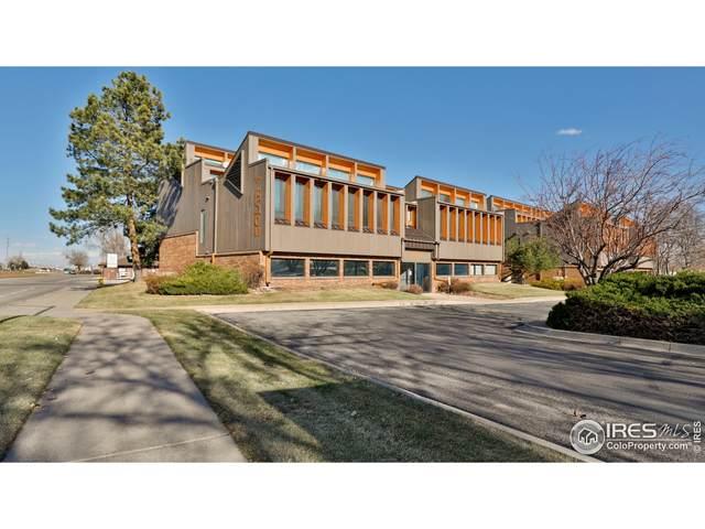 155 W Harvard St #101, Fort Collins, CO 80525 (MLS #947066) :: RE/MAX Alliance