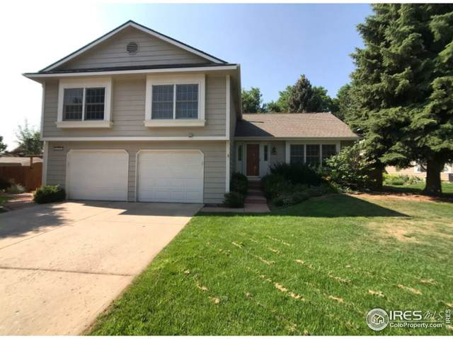 1229 Mansfield Dr, Fort Collins, CO 80525 (MLS #947067) :: Re/Max Alliance