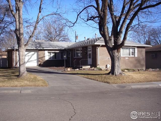 809 E Laurel St, Fort Collins, CO 80524 (MLS #947072) :: Downtown Real Estate Partners