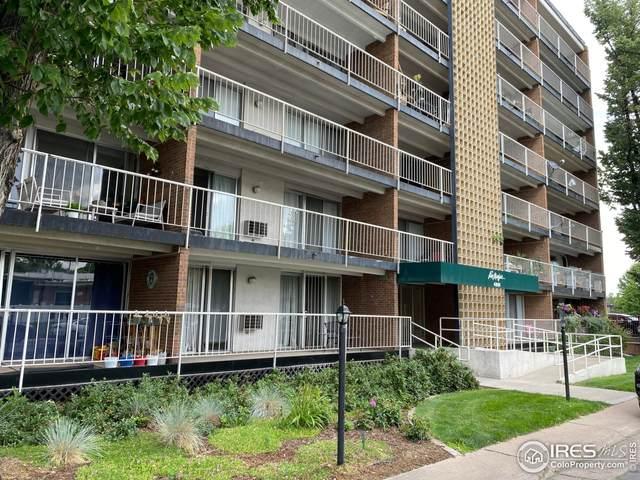 4801 E 9th Ave 204S, Denver, CO 80220 (MLS #947086) :: Find Colorado