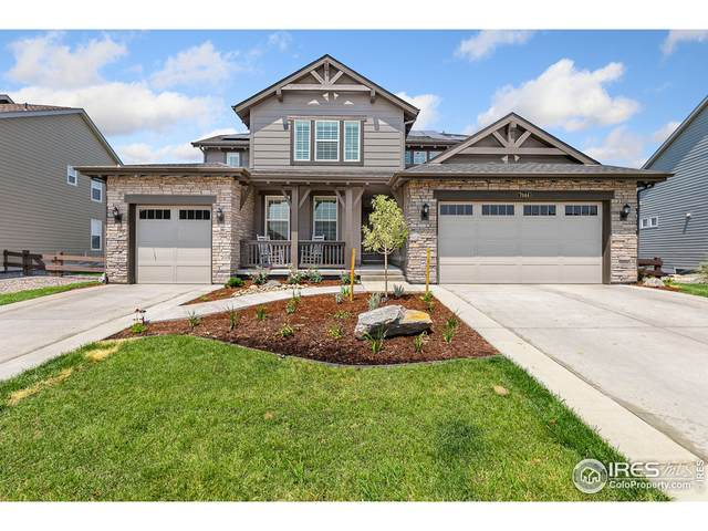 7044 Thunderview Dr, Timnath, CO 80547 (#947089) :: The Griffith Home Team