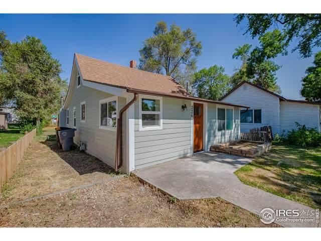 226 Emery St, Longmont, CO 80501 (#947112) :: iHomes Colorado