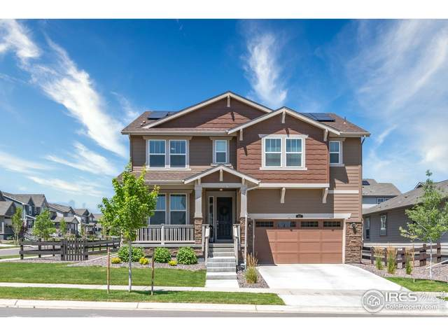 817 Cabot Dr, Erie, CO 80516 (#947113) :: The Griffith Home Team
