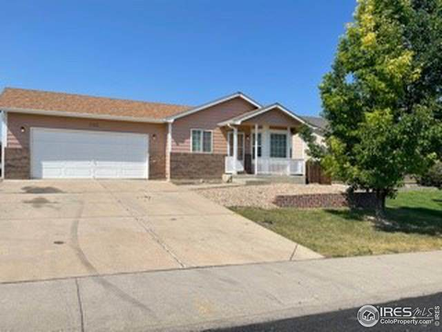 2703 Water Front St, Evans, CO 80620 (MLS #947115) :: Kittle Real Estate