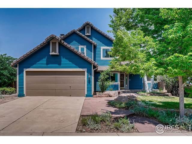 687 Wildrose Way, Louisville, CO 80027 (MLS #947118) :: Downtown Real Estate Partners