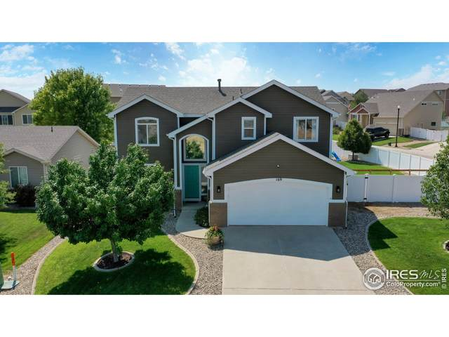 169 Silverbell Dr, Johnstown, CO 80534 (MLS #947122) :: J2 Real Estate Group at Remax Alliance