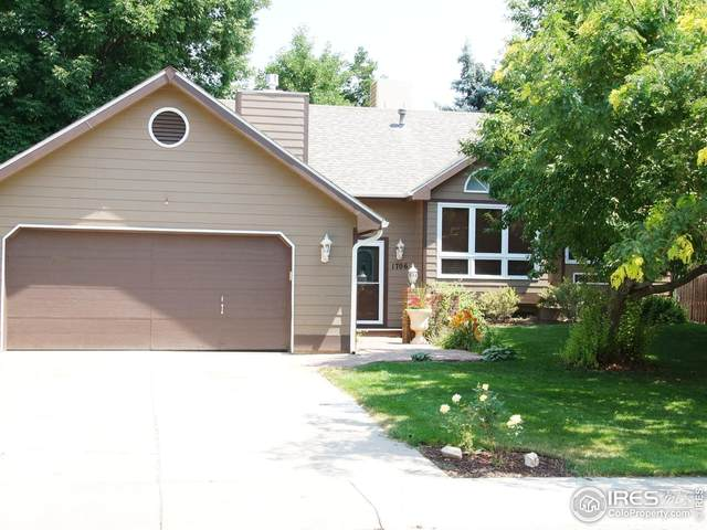 1706 Sagewood Dr, Fort Collins, CO 80525 (MLS #947128) :: Downtown Real Estate Partners