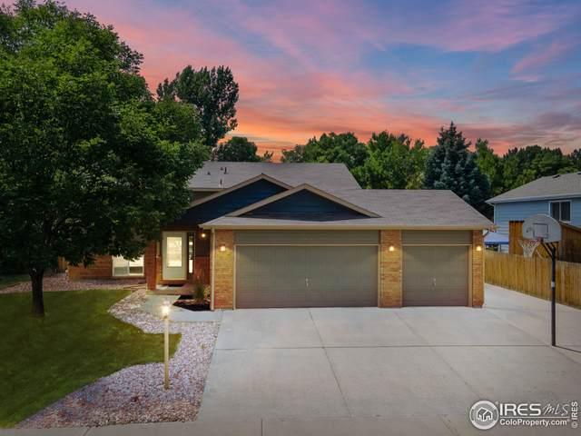 4375 Birchwood Dr, Loveland, CO 80538 (MLS #947139) :: Downtown Real Estate Partners