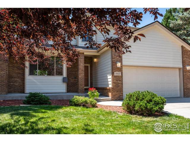 1907 Red Cloud Rd, Longmont, CO 80504 (MLS #947142) :: J2 Real Estate Group at Remax Alliance