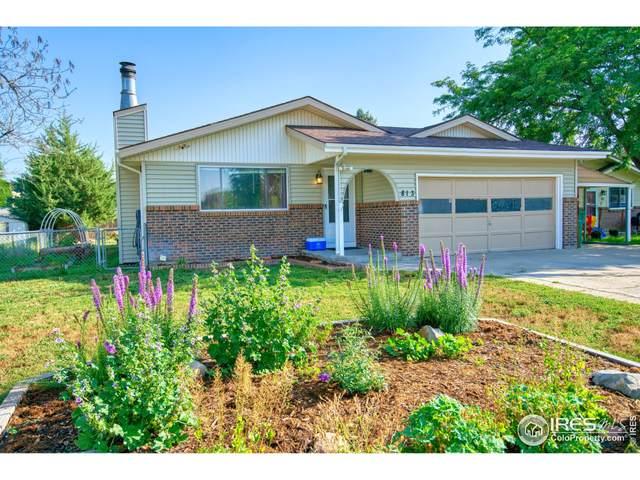 813 42nd St Rd, Evans, CO 80620 (MLS #947143) :: Kittle Real Estate