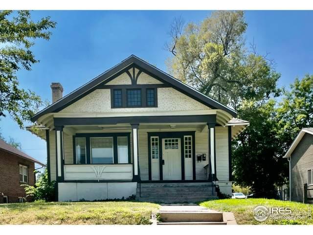2021 8th Ave, Greeley, CO 80631 (MLS #947145) :: Jenn Porter Group
