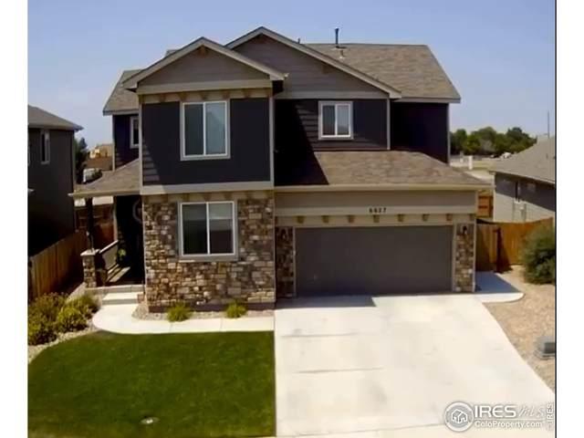 6627 Catalpa Ct, Frederick, CO 80530 (MLS #947156) :: Find Colorado
