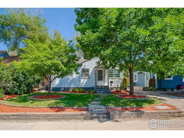 514 Parker St, Fort Collins, CO 80525 (MLS #947160) :: Downtown Real Estate Partners