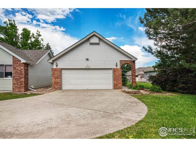 1280 Stoney Hill Dr, Fort Collins, CO 80525 (MLS #947164) :: Downtown Real Estate Partners