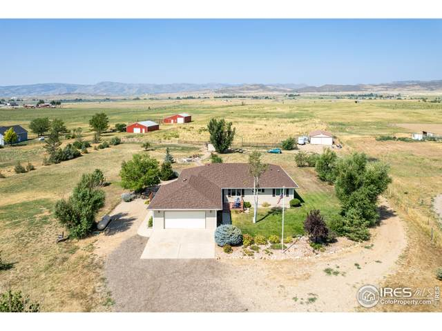 6315 N County Road 19, Fort Collins, CO 80524 (#947169) :: iHomes Colorado