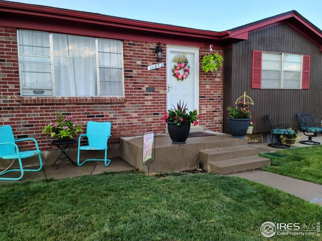 11872 Gilpin St, Northglenn, CO 80233 (#947201) :: The Griffith Home Team
