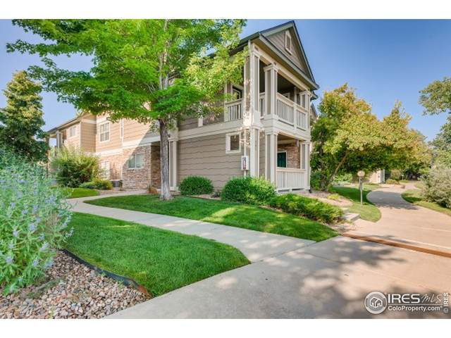 4385 S Balsam St 2-203, Littleton, CO 80123 (#947206) :: Compass Colorado Realty