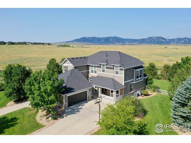 14957 Wistera Way, Broomfield, CO 80023 (#947234) :: The Griffith Home Team