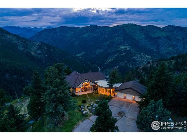 323 Overlook Ln, Boulder, CO 80302 (MLS #947235) :: Coldwell Banker Plains