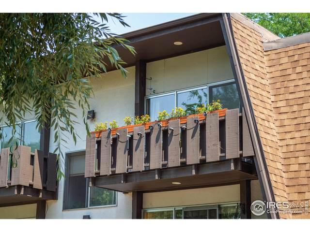 1315 Kirkwood Dr #901, Fort Collins, CO 80525 (MLS #947253) :: Downtown Real Estate Partners