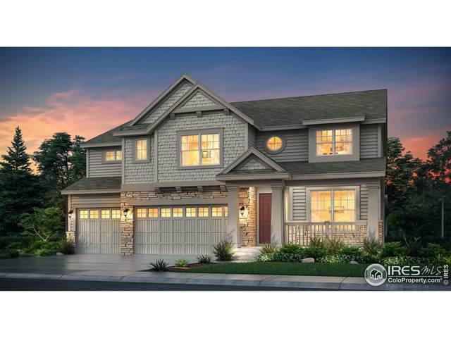 5243 E 148th Ave, Thornton, CO 80602 (#947255) :: The Griffith Home Team