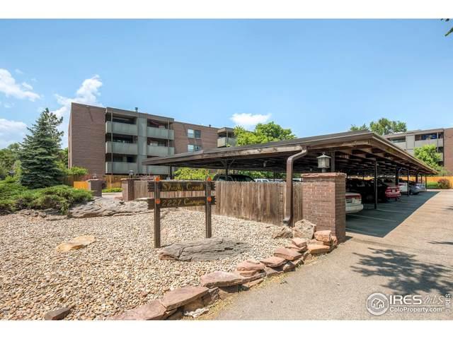 2227 Canyon Blvd #357, Boulder, CO 80302 (MLS #947262) :: J2 Real Estate Group at Remax Alliance